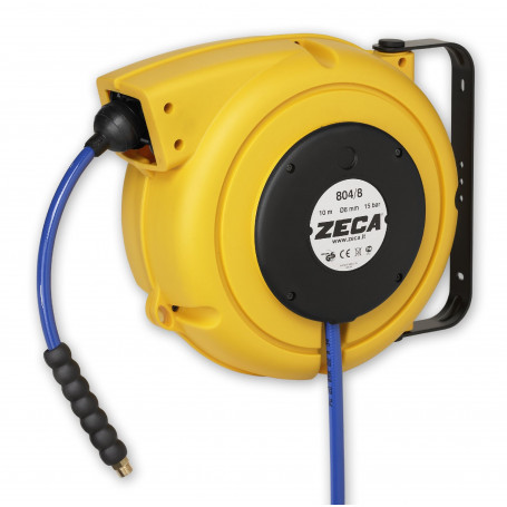 Enrouleur tuyau d'air 16 m - 10 mm Zeca ZELU805/10