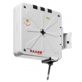 Enrouleurs Industriels fermé air eau 20 bars Acier ABS Raasm BG20-400AV