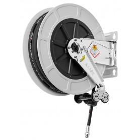 Enrouleurs industriels air eau 20 bars Inox ABS Raasm RA9432104