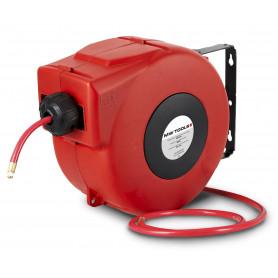 "Enrouleur air 15 m - 1/4"" MW-Tools HAL00815CG"