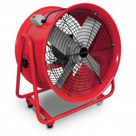 Outlet: 2ème main : peut présenter des traces d'utilisation.: Ventilateur extracteur 500 mm - 1100 W