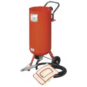 Outlet: Emballage d'origine manquant ou abîmé.: Sableuse mobile pro 75 litres
