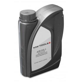 Huile pneumatique 1 litre MW-Tools AIROIL 1