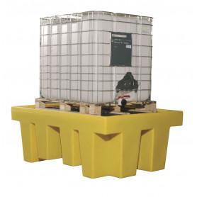 Bac de rétention 1100 l Ecospill BRC1R