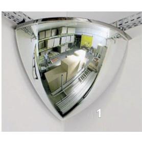 Outlet: Emballage d'origine manquant ou abîmé.: Miroir usage intérieur 90°