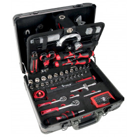 Coffre à outils 128 pcs MW-Tools BTK128A