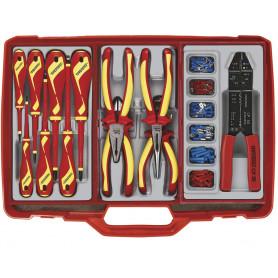 Coffre à outils complet 132pcs Teng Tools TC304