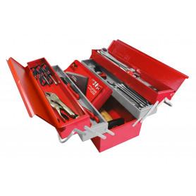 Coffre à outils complet 85pcs Teng Tools SDAL85
