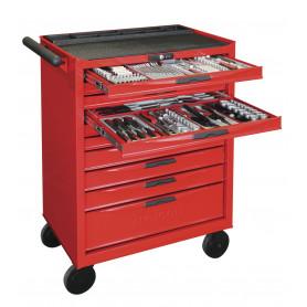 Servante d'atelier complète 632pcs Teng Tools Master Toolset 632