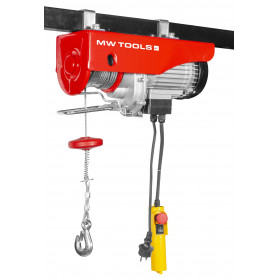 Palan électrique robuste 300/600 kg MW-Tools SH300/600-12