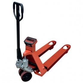 Transpalette 2000 kg avec balance MW-Tools TPL2030