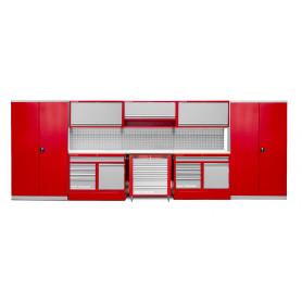 Mobilier atelier complet avec servante d'atelier MW-Tools PRACO5