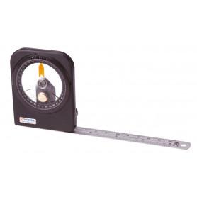ANGLE CONTROL AMORTI À L'HUILE - PLASTIQUE - 360° - 0,2° Vertex VAL-10