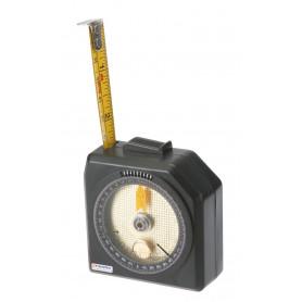ANGLE CONTROL AMORTI À L'HUILE - PLASTIQUE - 360° - 0,2° - 3M Vertex VAL-20