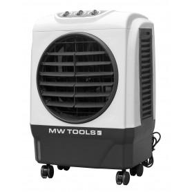 Outlet: 2ème main : peut présenter des traces d'utilisation.: Ventilateur rafraîchisseur d'air évaporatif mobile 2000 m³/h