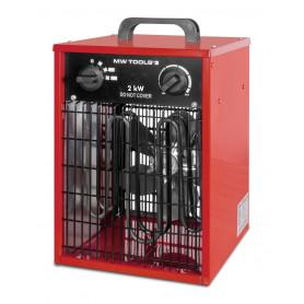 Chauffage air pulsé mobile électrique 2 kW - 220V MW-Tools WEL2