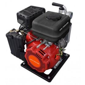 """Pompe à eau portable moteur essence 2 CH 79cm3 raccord 1,5"""" MW-Tools WP1000"""
