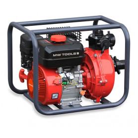 """Motopompe eau thermique essence 7 ch refoulement 75m 212cm3 raccord 2"""" MW-Tools WP1800P"""