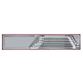 Outlet: 2ème main : peut présenter des traces d'utilisation.: Jeu de cles mixtes Tx-tray 20-32mm 7pcs