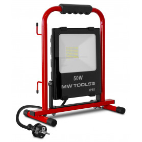 Lampe de chantier stable 50W MW-Tools LCS50
