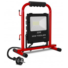 Lampe de chantier stable 30W MW-Tools LCS30