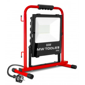 Lampe de chantier stable 80W MW-Tools LCS80