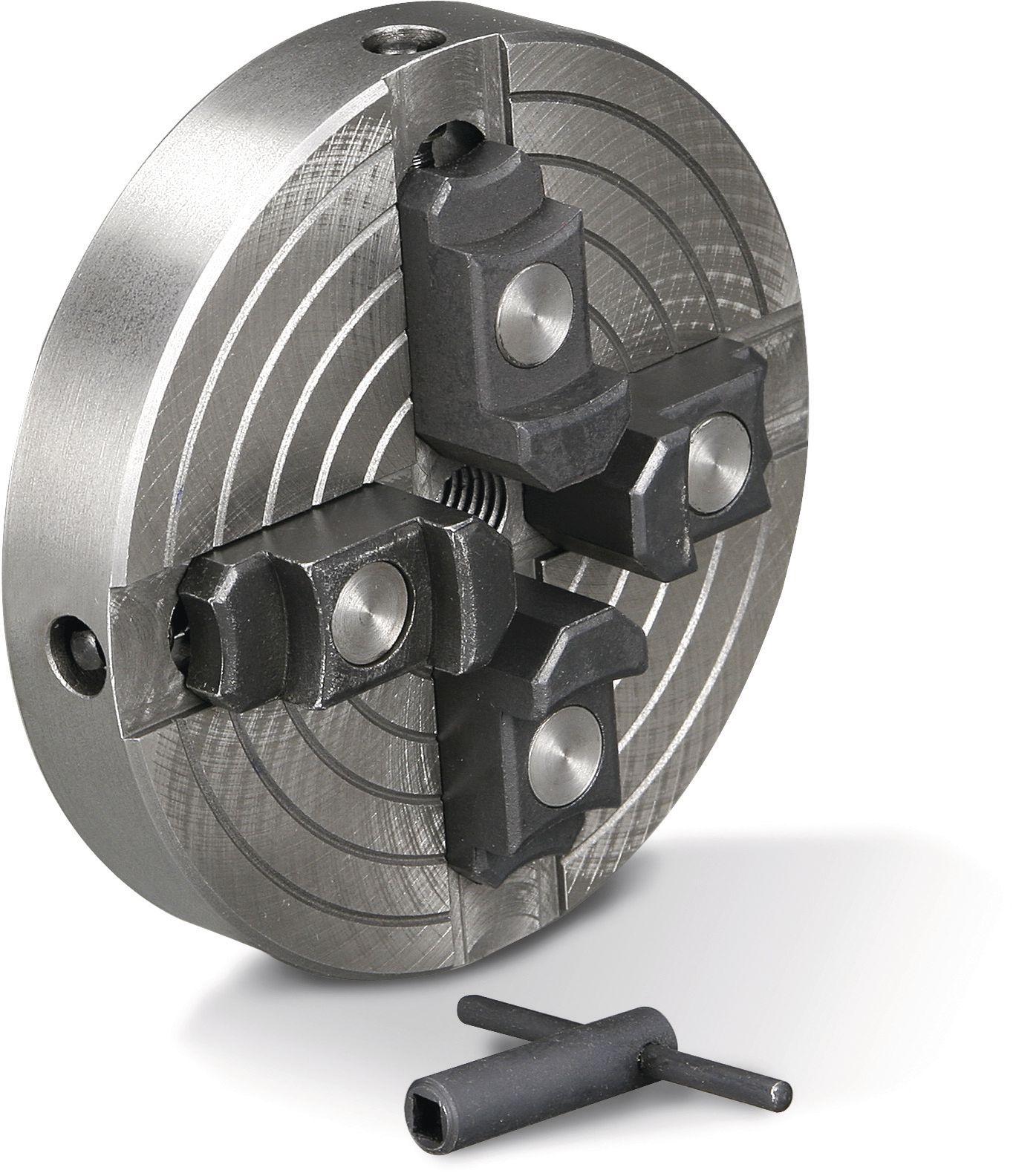 mandrin 4 mors ind pendants 150 mm pour tours bois. Black Bedroom Furniture Sets. Home Design Ideas