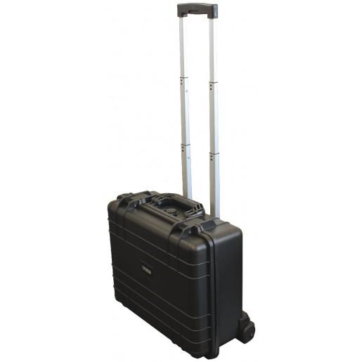 valise de s curit sur roulettes coffre outils. Black Bedroom Furniture Sets. Home Design Ideas
