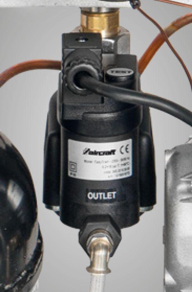 S cheur d 39 air 16 bar traitement d 39 air compresseurs torros - Pieces detachees compresseur d air ...
