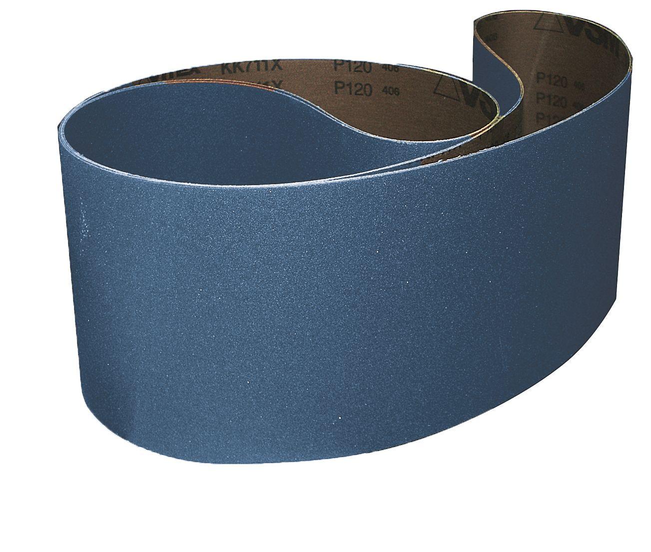 bandes abrasives zirkonium m tal 100x1220 bande abrasive abrasifs torros. Black Bedroom Furniture Sets. Home Design Ideas