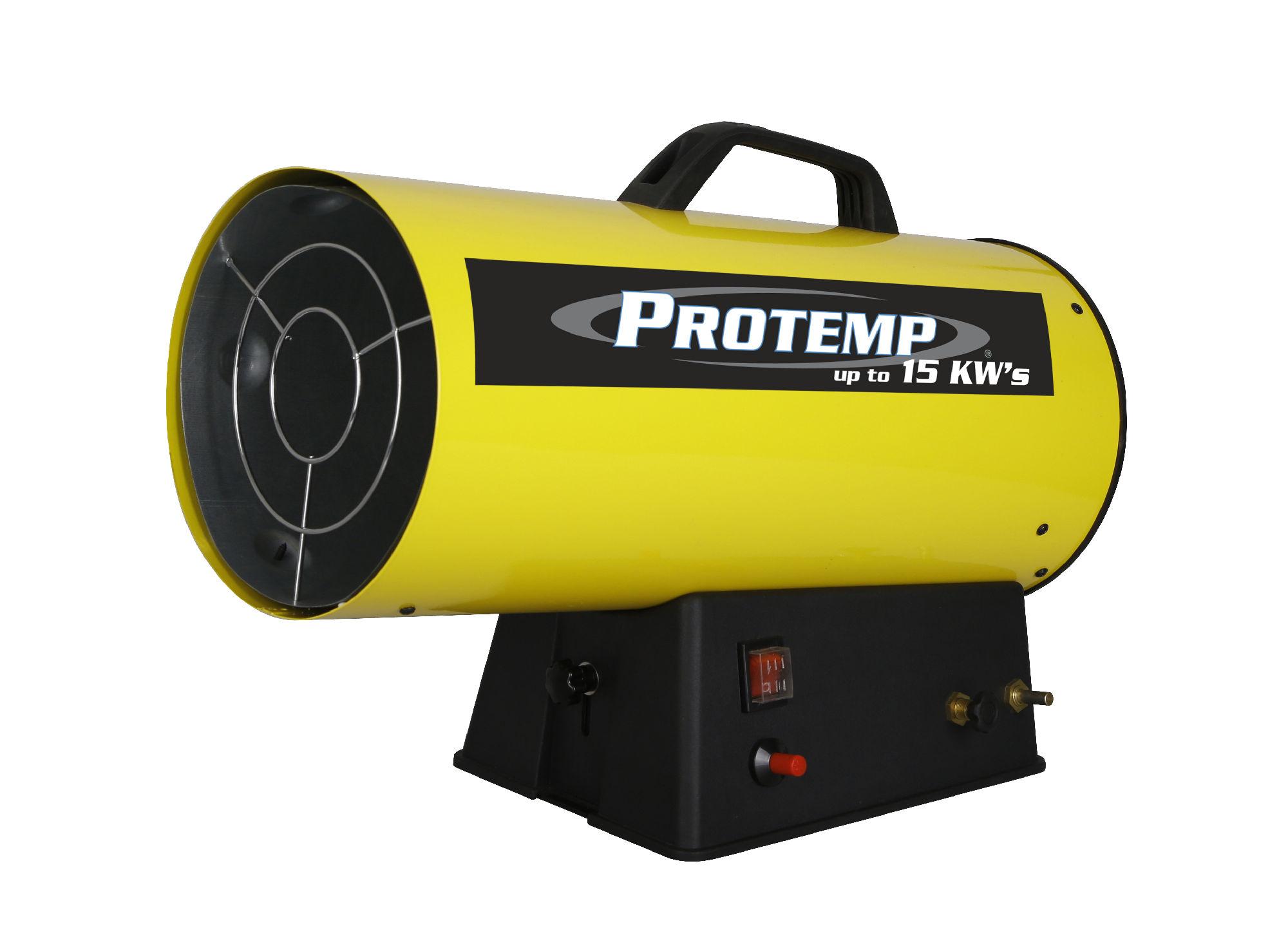 Canon chaleur au gaz propane 116 m shell chauffage for Chauffage exterieur propane