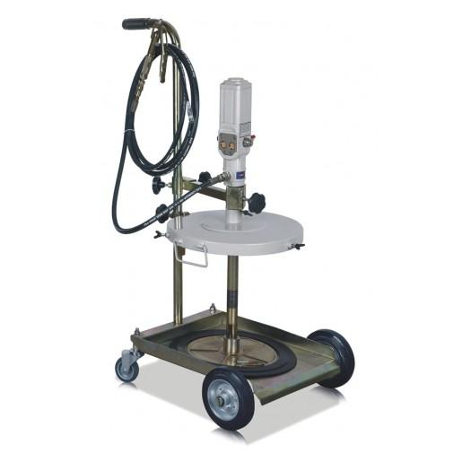 Pompe graisse pneumatique mobile pompe m canique - Pompe a graisse pneumatique ...