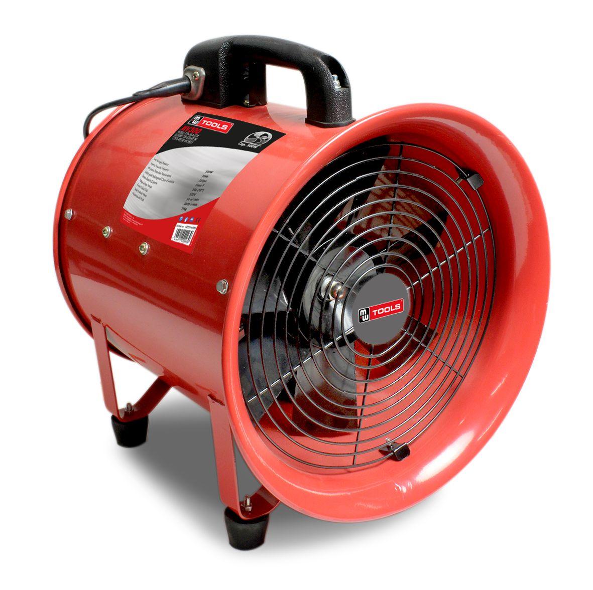 Ventilateur extracteur mobile 300 mm 500 w ventilateur - Fonctionnement extracteur d air ...