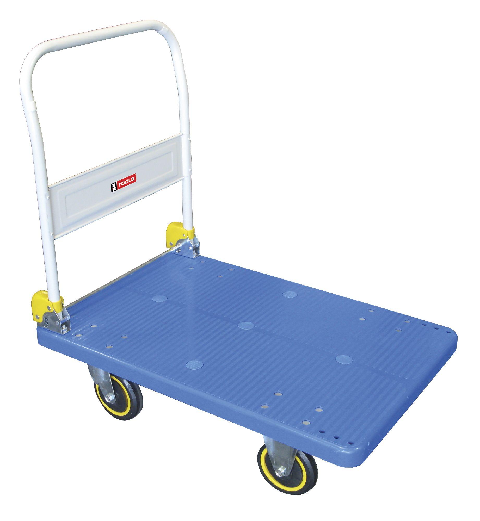 plateau roulant 300kg chariot plateforme manutention. Black Bedroom Furniture Sets. Home Design Ideas