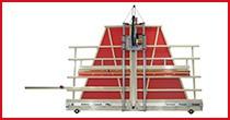 Scies à panneaux verticales